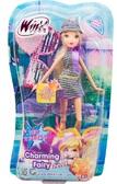 Charming Fairy, Волшебная фея Стелла, кукла 27 см. WinX NEW