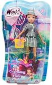 Charming Fairy, Волшебная фея Лейла, кукла 27 см. WinX NEW