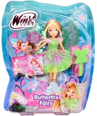 Butterflix Флора, кукла 27 см. WinX NEW