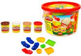 Ведерко пластилина с формочками Пикник, Play-Doh, пикник