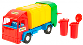 Mini truck - игрушечный мусоровоз, Wader NEW от Wader