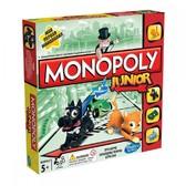 Моя первая монополия - экономическая настольная игра, Monopoly, Hasbro от Monopoly Hasbro (Монополия)
