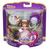 Кукла Дисней Принцесса София  Учимся этикету  в асс . (3), розовое платье от Disney Princess