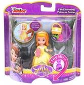 Кукла Дисней Принцесса София  Учимся этикету  в асс . (3), желтое платье от Disney Princess
