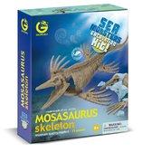 Мозазавр - набор Морские монстры. Geoworld от Geoworld