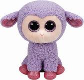 Мягкая игрушка Овечка Лаванда, TY Beanie Boos от Ty (Ту)
