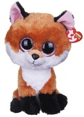 Лисенок Слик, мягкая игрушка 15 см, TY Beanie Boo's от Ty (Ту)