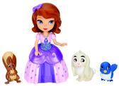 Принцесса София и друзья - зверушки Дисней
