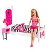 Набор с куклой Barbie Роскошная спальня  от Barbie (Барби)