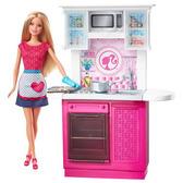 Набор с куклой BarbieРоскошная кухня