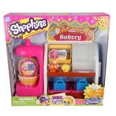 Игровой набор SHOPKINS S2 - БУЛОЧНАЯ (с аксессуарами, 2 эксклюзивных шопкинса, 2 сумочки)