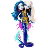 Кукла  Близнецы - Змиючки  из м / ф  Большой монстровый риф  Monster High