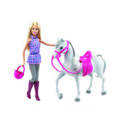 Набор Barbie Прогулка верхом