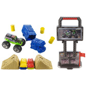 Игровой набор Арена для трюков  серии  Monster Jam  Hot Wheels