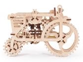 Механический трактор от Ukrainian Gears (Ugears)