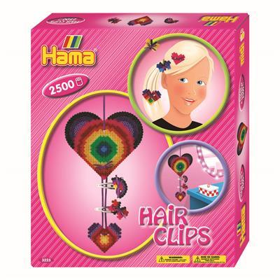 Набор 'Заколки для волос', Midi 5+