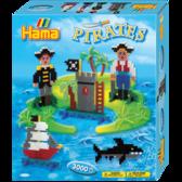 Большой набор Пираты, Midi 5+