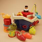 Игровой набор  - ЛОВИСЬ, РЫБКА (для игры в ванной,12 аксессуаров)