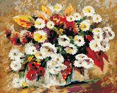 Изумительные цветы, 40х50см