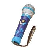 Развивающая игрушка – МИКРОФОН (звук, голубой) от Battat (Баттат)