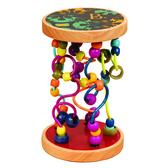 Развивающая деревянная игрушка - РАЗНОЦВЕТНЫЙ ЛАБИРИНТ от Battat (Баттат)