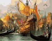 Венеция. Время маскарада, 40х50см