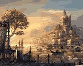 Вечерняя Венеция, 50х65см