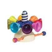 Музыкальная игрушка - ЦВЕТНЫЕ КОЛОКОЛЬЧИКИ от Battat (Баттат)