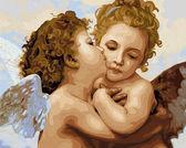 Поцелуй ангела, 40х50см