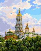 Киев. Печерская лавра., 40х50см