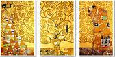 Ожидание - Дерево жизни - Свершение, 50х90см