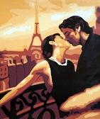 Мечтами в Париже, 40х50см от Идейка
