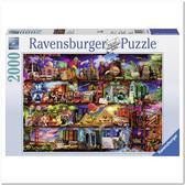 Пазл Книжный мир, 2000 элементов от Ravensburger(Равенсбургер)