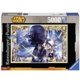 Пазл 'Звездные войны. Сага.' 5000 элементов