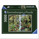 Пазл В джунглях, 9000 элементов от Ravensburger(Равенсбургер)