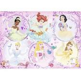 Пазл Диснеевские принцессы, 60 элементов