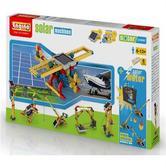 Конструктор модели и механизмы, 8 моделей с двигателем на солнечной энергии