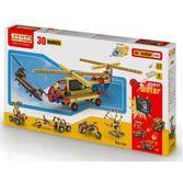 Конструктор, 30 моделей с электродвигателем