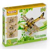 Конструктор Самолеты, 3 модели от Engino