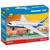 Самолет 'Boeing 737' 170 деталей