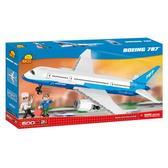 Самолет 'Boeing 787 Dreamliner' 600 деталей