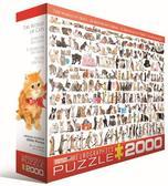 Мир кошек, 2000 элементов