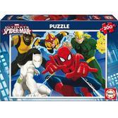 Пазл Человек-паук 200 элементов