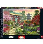 Пазл Японский сад 3000 элементов