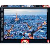 Пазл Огни Парижа 1000 элементов