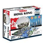Объемный пазл Гонконг, Китай