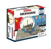 Объемный пазл Шанхай, Китай