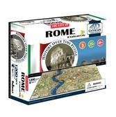 Объемный пазл Рим, Италия