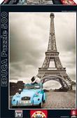 Пазл Эйфелева башня, Париж 500 элементов