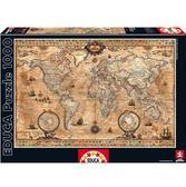 Пазл Карта антического мира 1000 элементов